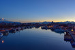 Beautiful View from Pescara Bridge