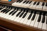 Double keyboard - 199266322