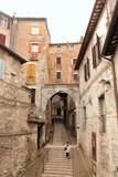the city view in Perugia, Umbria, Italy
