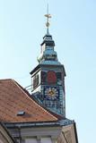 Ljubljana Town Hall Tower