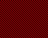 Metal background vector red