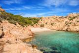 Spiaggia di Cala Coticcio, Sardegna