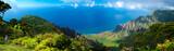 Fototapety Hawaii Panorama of the Ocean in Kauai