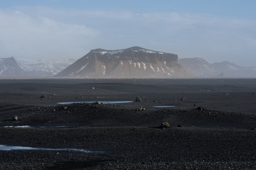 Icelandic untouched landscape, from different locations, Iceland.