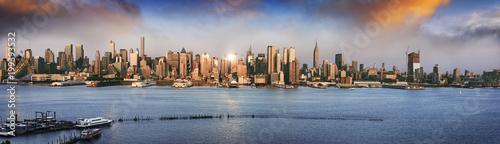 Keuken foto achterwand New York New York panoramic