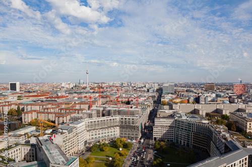 Berlin cityscape - 199417370