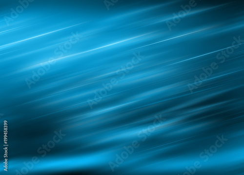 Abstract blue background - 199458399