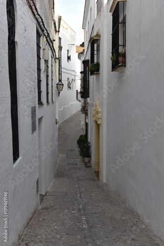 Foto op Plexiglas Smal steegje Arcos de la Frontera, Cádiz