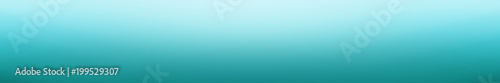 Turquoise web site header or footer background