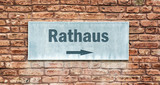 Schild 225 - Rathaus