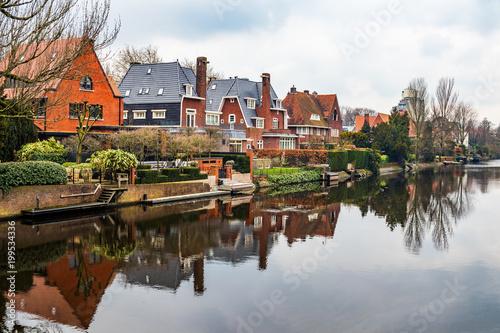 Fotobehang Amsterdam Amsterdam