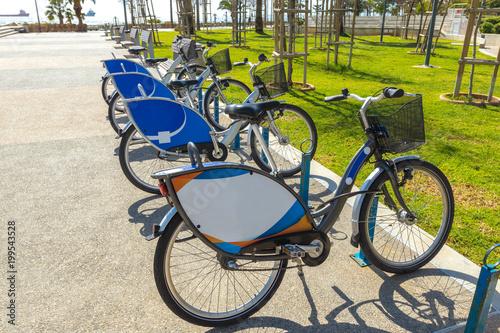 Rowery miejskie do wynajęcia