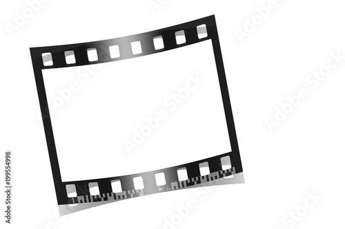 Fototapeta Analogfotografie, Negativ, Negativfilm