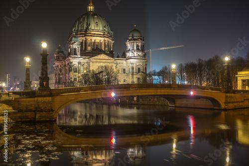 Poster Berlijn Berliner Dom