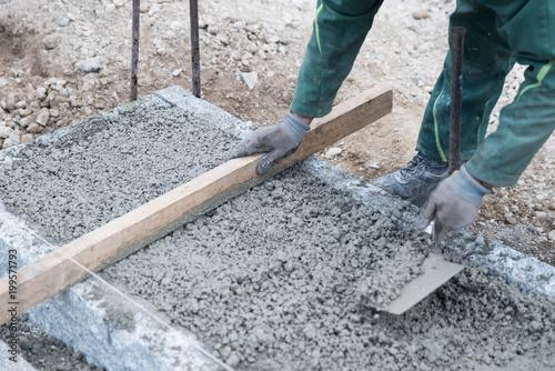 Wygładzaj beton