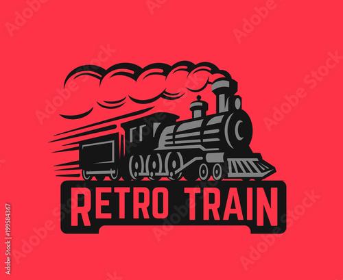 Locomotive Retro black