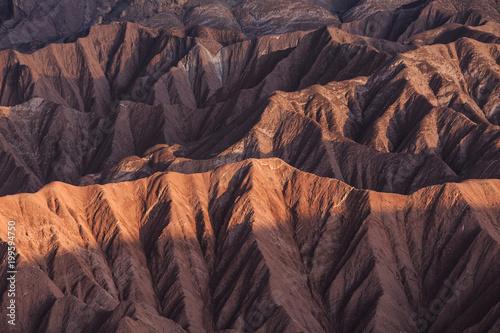 Valley of Death or Mars Valley in Atacama Desert Chile - 199594750