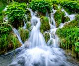 small waterfall