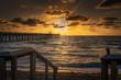 Dania Beach Pier Early Morning