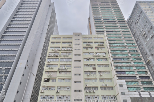 an industry building at Business Area hong kong