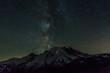 Milky Way Climbers and Mt Rainier