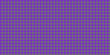 Leinwandbild Motiv Purple Violet Grey Seamless Houndstooth Pattern Background. Traditional Arab Texture. Fabric Textile Material.