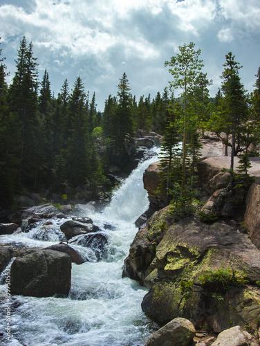 Colorado Waterfall - 199750553