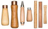 Wooden tool handles