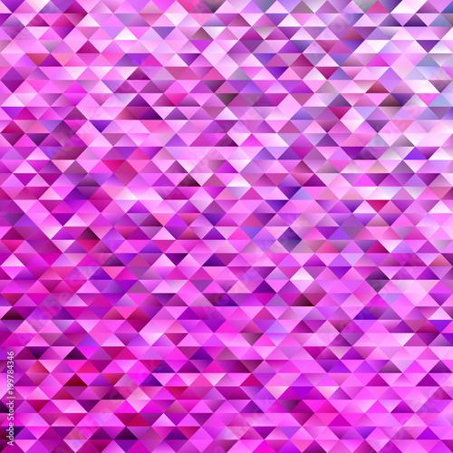 Abstrakta trójboka wieloboka kafelkowy tło - gradientowa wektorowa mozaiki ilustracja