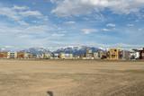 New housing developments near mountain in Utah - 199826525