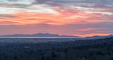 Salt Lake City Utah evening skyline - 199826716