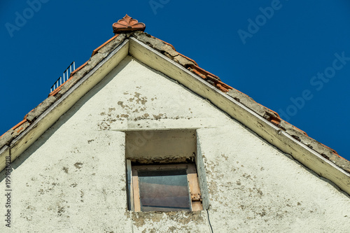 Stary dach Maroka