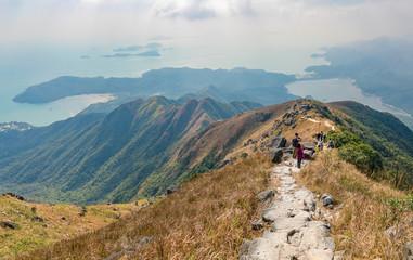 Hiking in Sai Kung, Hong Kong