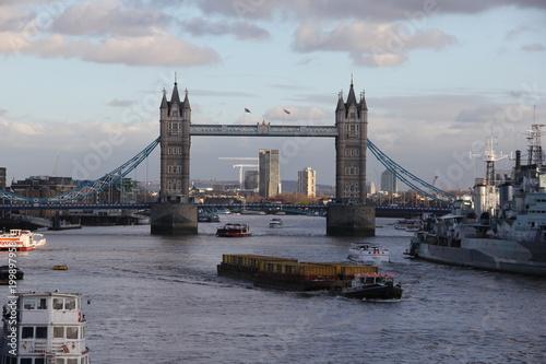 Foto op Plexiglas London Tower Bridge
