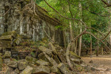 Cambodia Angkor Complex 360