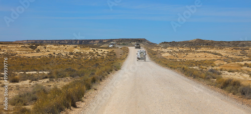 desert des bardenas reales - 199939776