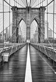 Brooklyn bridge of New York City © anderm