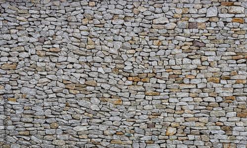 Fotobehang Baksteen muur mur kamienny