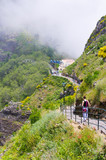 Scenery near Curral das Freiras, Madeira, Portugal