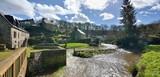 La rivière Le Guindy en Bretagne dans le Trégor - 199993347