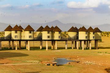 Taita Hills - Tsavo West Park in Kenya