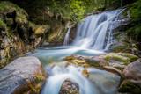 cascada de Orlú