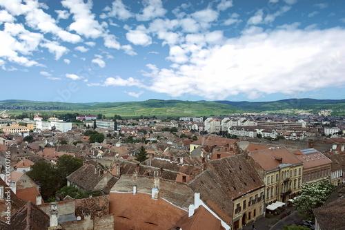 Sibiu Cityscape - 200003786