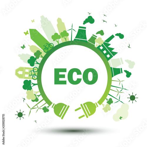 Wtyczka Eco