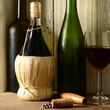Wine Still Life With Window Light