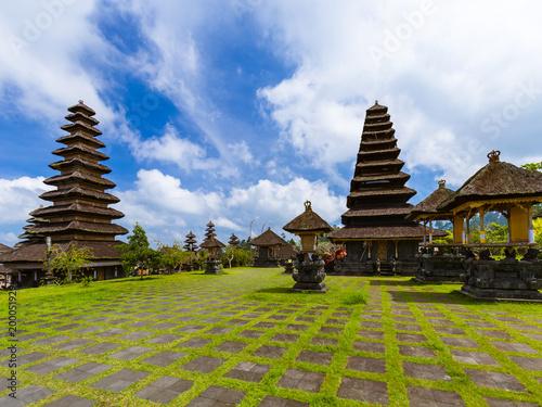 Keuken foto achterwand Bali Pura Besakih temple - Bali Island Indonesia