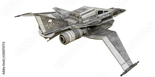 myśliwiec kosmiczny