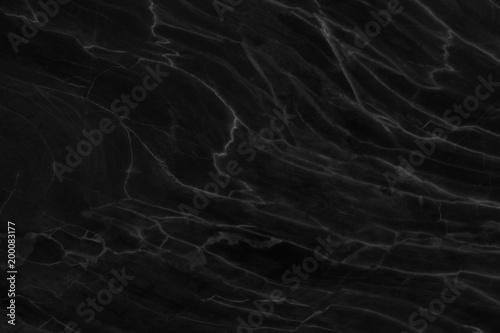 Czarny marmurowy tekstury tła puste miejsce dla projekta