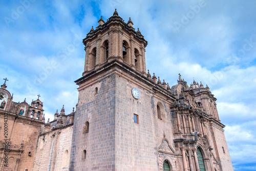 The Cathedral in Cusco, Peru
