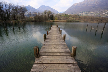 lago di Piano - Porlezza